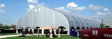 TFS Curve Tent