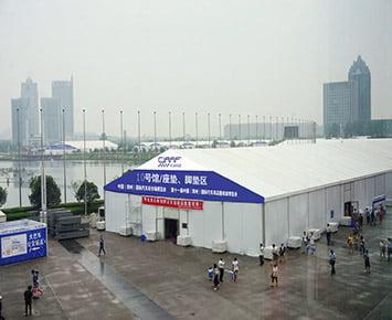 Auto Parts Exhibition Tent