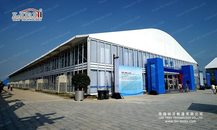 Exhibition venues