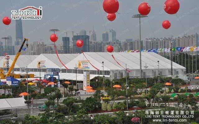 LIRI 60,000 square meters Exhibition Tents