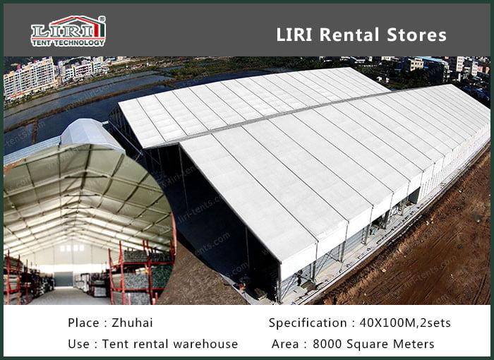 LIRI Rental Stores