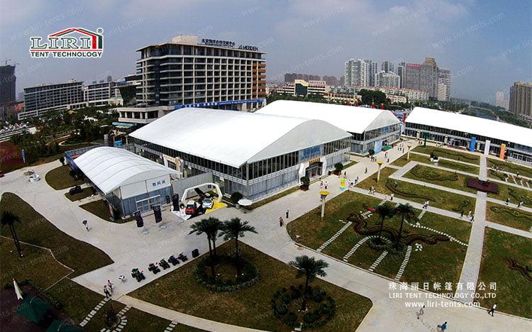 Large exhibition venue