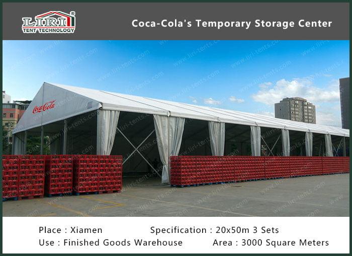 Tempaorary Storage Center
