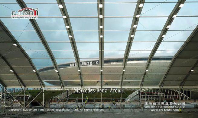 60m Polygon Huge Hall indoor