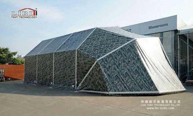 Airplane Hangar Tents