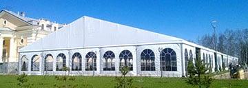 Big Tent BTA 10m 25m