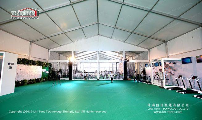 Big Tent indoor