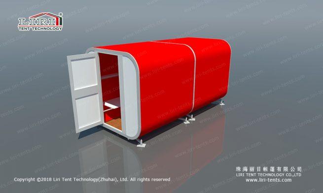 Modular Box tents