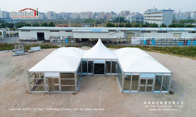 Modular Pagoda tent for sale