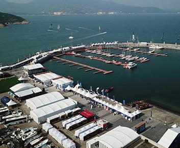 Sailing Regatta Sports Event Tents