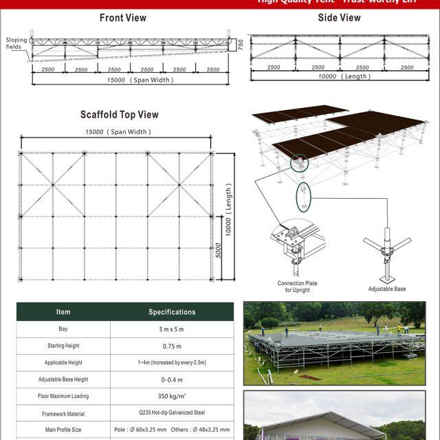 Scaffolding Flooring
