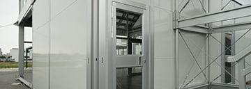 Single Door For Tent 1