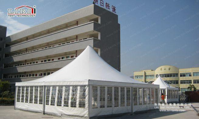 big pagoda tent