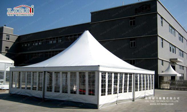 big pagoda tents