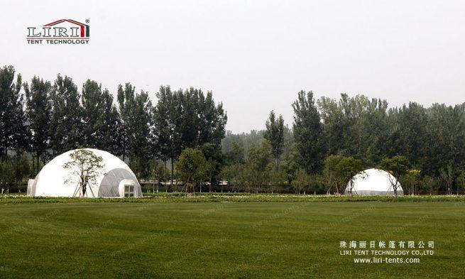 dome shape greenhouse
