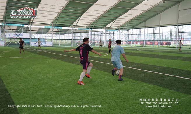 football sports canopy