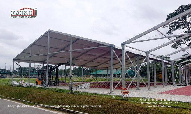indoor Basketball court tent
