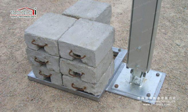 load bearing plate