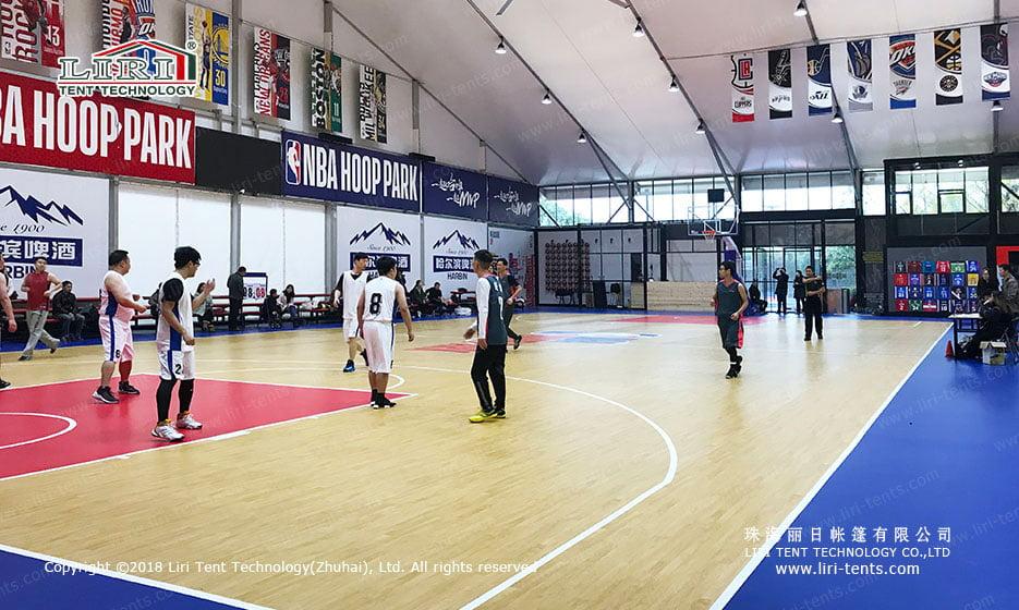 luxury Basketball Court tent