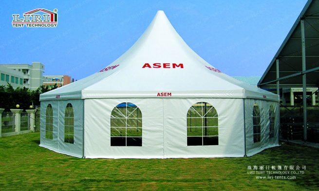 polygon high peak tents