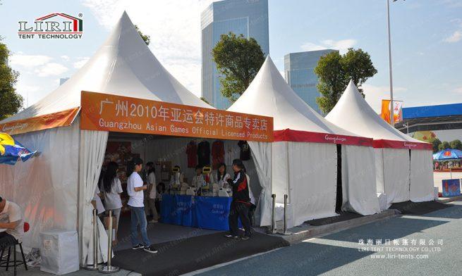 sport pagoda tent introduce