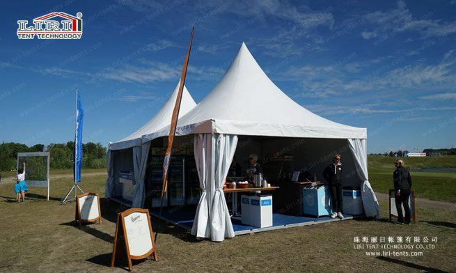 sport pagoda tents