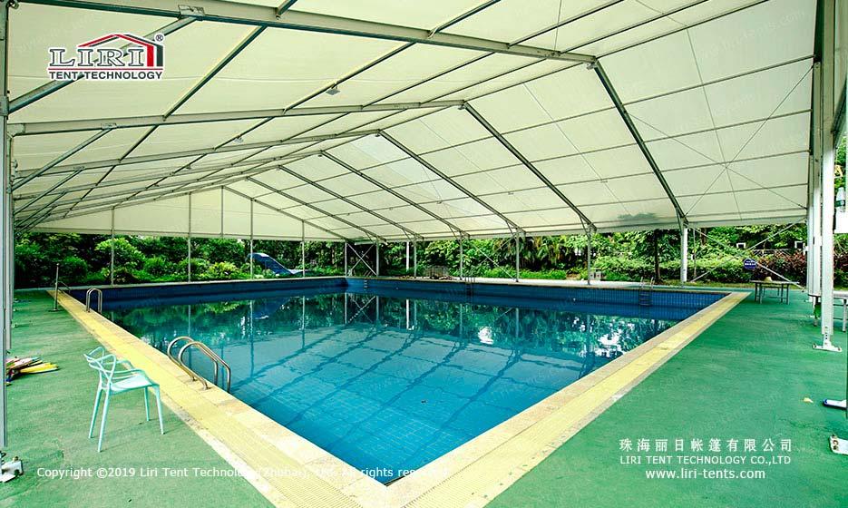 sports swimming pool tent