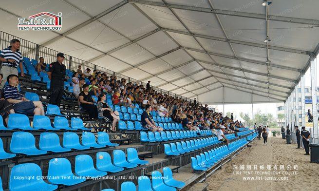 tent Spectators Stand