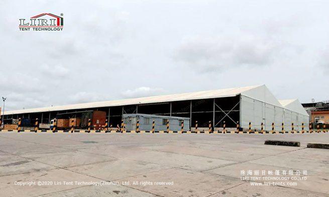 20x150m Warehouse Tent