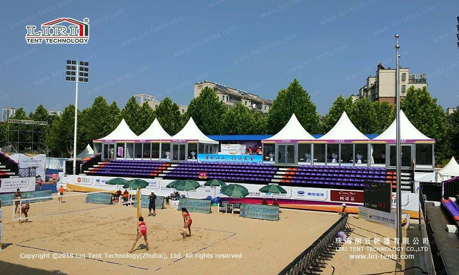 Beach Volleyball Tent