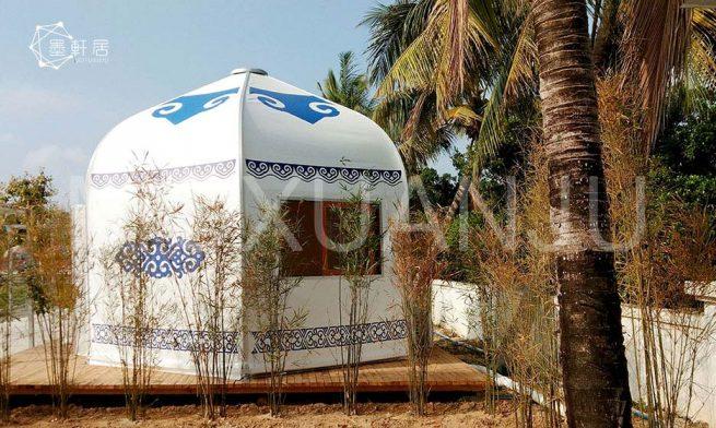 Yurt Glamping Tent