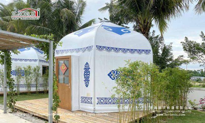 outdoors Yurt Glamping Tent