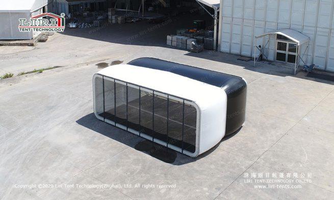luxury Modular Glamping Box