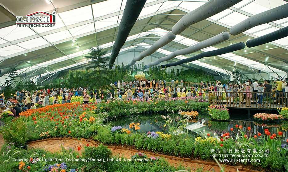 Flower Show Tent
