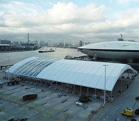 60m Polygon Huge Hall