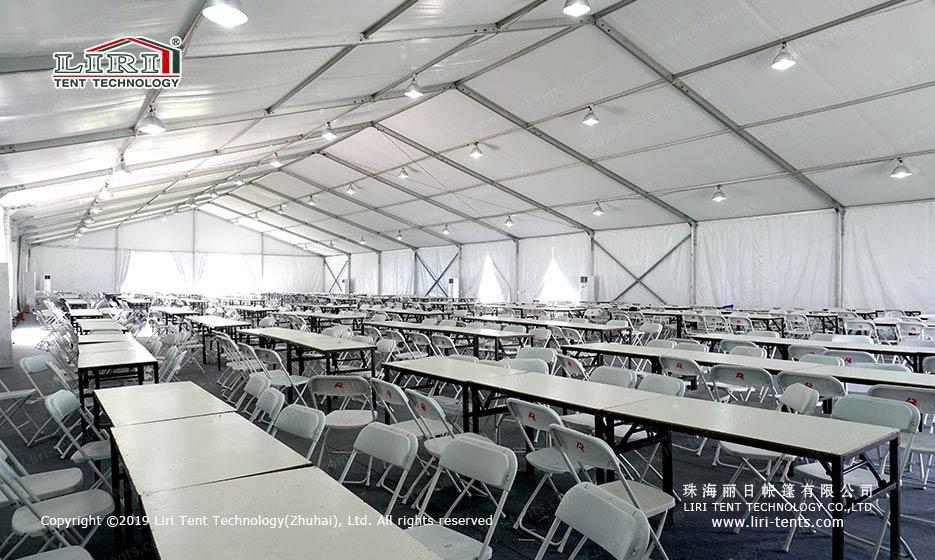 Sports Event Tent indoor