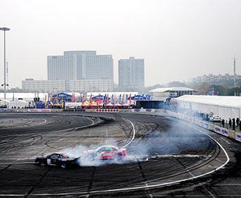 Motor Sport Tent