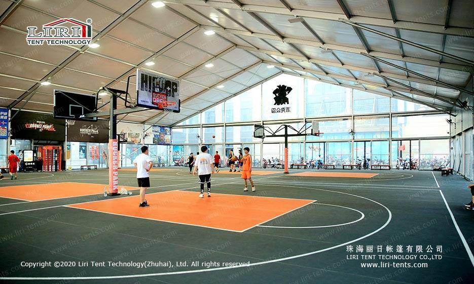 Basketball Court Roof Basketball Court Cover Liri Tent