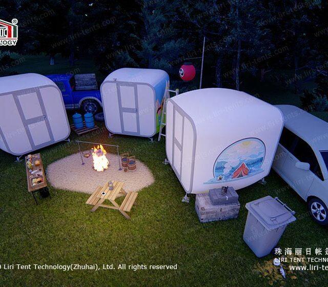 Glamping Box tent