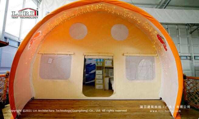 Ladybug Dome Glampings 2
