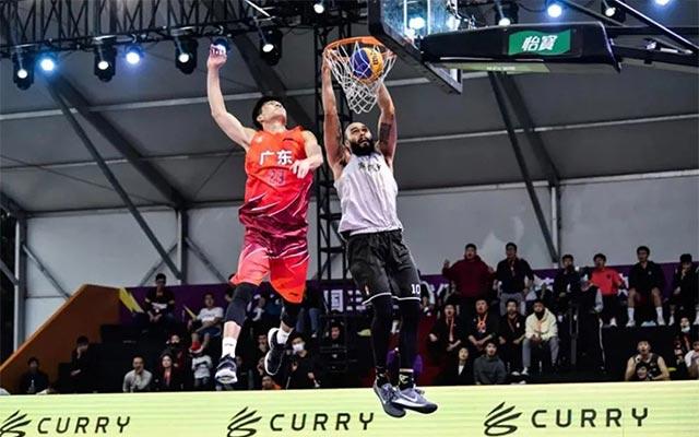 National Three man Basketball Finals