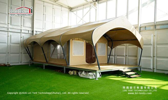 Hawaii Glamping Tent Fontview