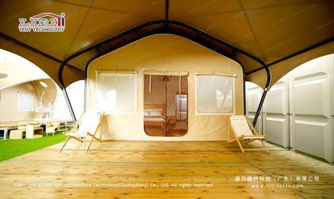 Hawaii-Glamping-Tent-door