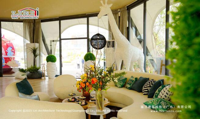 Star Shade Tent Sofa